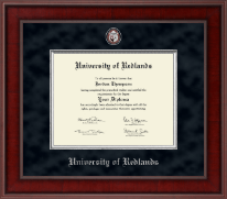 University of Redlands Diploma Frame - Presidential Masterpiece Diploma Frame in Jefferson