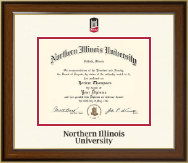 Northern Illinois University Diploma Frame - Dimensions Diploma Frame in Westwood
