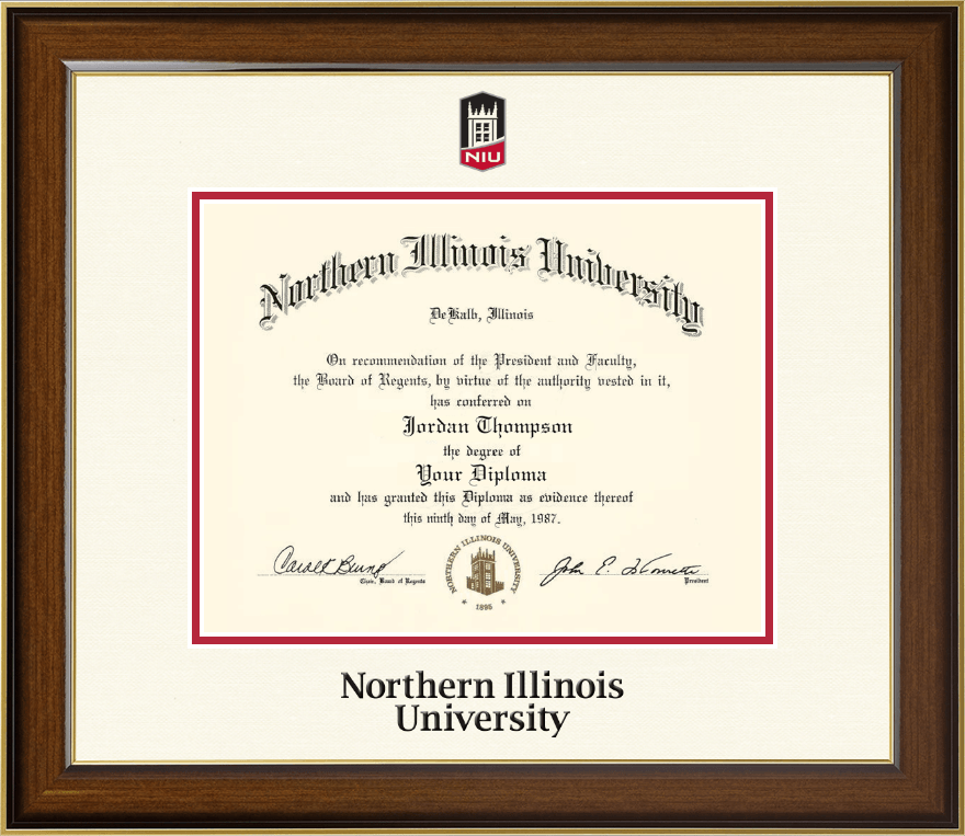 Exelent University Of Illinois Diploma Frame Ensign - Frames Ideas ...