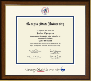 Georgia State University Diploma Frame - Dimensions Diploma Frame in Westwood