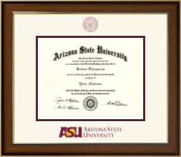 arizona state university diploma frames church hill classics arizona state university diploma frame dimensions diploma frame in westwood