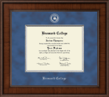 Broward College Diploma Frame - Presidential Masterpiece Diploma Frame in Madison