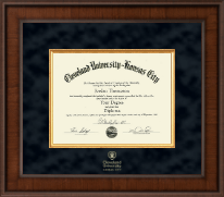 Cleveland University-Kansas City Diploma Frame - Presidential Edition Diploma Frame in Madison
