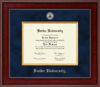 Butler University Diploma Frame - Presidential Masterpiece Diploma Frame in Jefferson