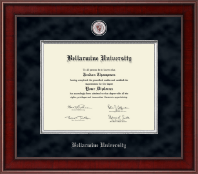 Bellarmine University Diploma Frame - Presidential Masterpiece Diploma Frame in Jefferson