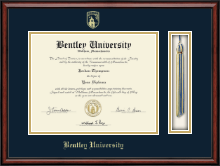 Bentley University Diploma Frame - Tassel Edition Diploma Frame in Southport