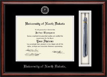 University of North Dakota Diploma Frame - Tassel Edition Diploma Frame in Southport