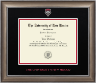 The University of New Mexico Diploma Frame - Dimensions Diploma Frame in Easton