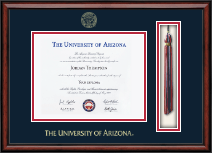 The University of Arizona Diploma Frame - Tassel Edition Diploma Frame in Southport