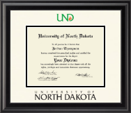 University of North Dakota Diploma Frame - Dimensions Diploma Frame in Midnight