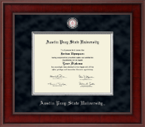 Austin Peay State University Diploma Frame - Presidential Masterpiece Diploma Frame in Jefferson