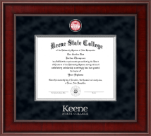 Keene State College Diploma Frame - Presidential Masterpiece Diploma Frame in Jefferson