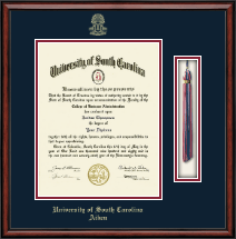 University of South Carolina Aiken Diploma Frame - Tassel Edition Diploma Frame in Southport