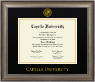 Capella University Diploma Frame - Dimensions Diploma Frame in Easton