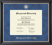 Marymount University Diploma Frame - Regal Edition Diploma Frame in Noir