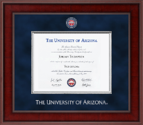 The University of Arizona Diploma Frame - Presidential Masterpiece Diploma Frame in Jefferson