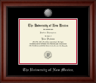 The University of New Mexico Diploma Frame - Masterpiece Medallion Diploma Frame in Cambridge