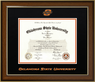 Oklahoma State University Diploma Frame - Dimensions Diploma Frame in Westwood