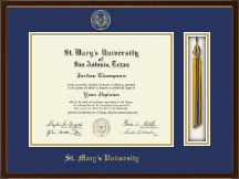 St. Mary's University Diploma Frame - Tassel Edition Diploma Frame in Delta