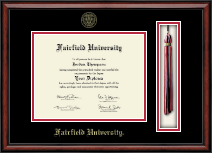 Fairfield University Diploma Frame - Tassel Edition Diploma Frame in Southport