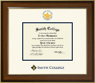 Smith College Diploma Frame - Dimensions Diploma Frame in Westwood