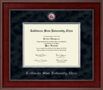 California State University Chico Diploma Frame - Presidential Masterpiece Diploma Frame in Jefferson