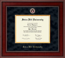 Seton Hill University Diploma Frame - Presidential Masterpiece Diploma Frame in Jefferson