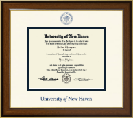 University of New Haven Diploma Frame - Dimensions Diploma Frame in Westwood