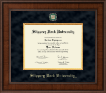 Slippery Rock University Diploma Frame - Presidential Masterpiece Diploma Frame in Madison
