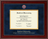 Radford University Diploma Frame - Presidential Masterpiece Diploma Frame in Jefferson