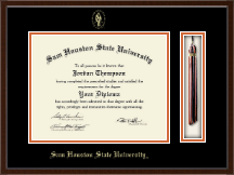 Sam Houston State University Diploma Frame - Tassel Edition Diploma Frame in Delta