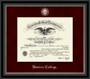 Boston College Diploma Frame - Regal Edition Diploma Frame in Noir