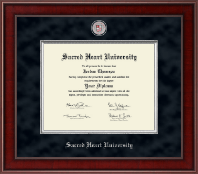 Sacred Heart University Diploma Frame - Presidential Masterpiece Diploma Frame in Jefferson