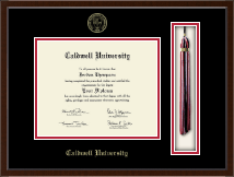 Caldwell University Diploma Frame - Tassel Edition Diploma Frame in Delta