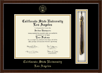 California State University Los Angeles Diploma Frame - Tassel Edition Diploma Frame in Delta