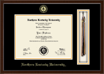 Northern Kentucky University Diploma Frame - Tassel Edition Diploma Frame in Delta