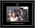 The Hotchkiss School Photo Frame - Embossed Photo Frame in Onexa Silver