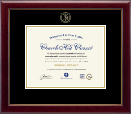Licensed Practical Nurse Certificate Frame and Gifts Certificate Frame - Embossed Licensed Practical Nurse Certificate Frame in Gallery