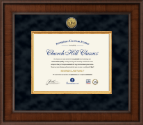 Licensed Practical Nurse Certificate Frame and Gifts Certificate Frame - Presidential Licensed Practical Nurse Certificate Frame in Madison