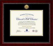 Licensed Practical Nurse Certificate Frame and Gifts Certificate Frame - Engraved Licensed Practical Nurse Certificate Frame in Sutton