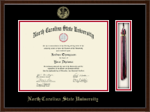 North Carolina State University Diploma Frame - Tassel Edition Diploma Frame in Delta
