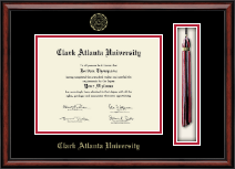Clark Atlanta University Diploma Frame - Tassel Edition Diploma Frame in Southport