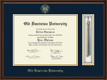 Old Dominion University Diploma Frame - Tassel Edition Diploma Frame in Delta