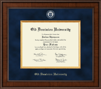 Old Dominion University Diploma Frame - Presidential Masterpiece Diploma Frame in Madison