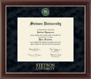Stetson University Diploma Frame - Regal Edition Diploma Frame in Chateau