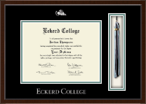 Eckerd College Diploma Frame - Tassel Edition Diploma Frame in Delta