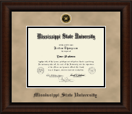 Mississippi State University Diploma Frame - Heirloom Edition Diploma Frame in Lenox