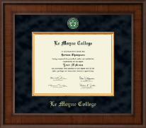 Le Moyne College Diploma Frame - Presidential Masterpiece Diploma Frame in Madison
