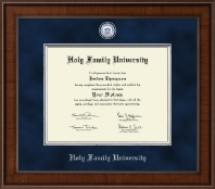 Holy Family University Diploma Frame - Presidential Masterpiece Diploma Frame in Madison