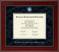 Lawrence Technological University Diploma Frame - Presidential Masterpiece Diploma Frame in Jefferson